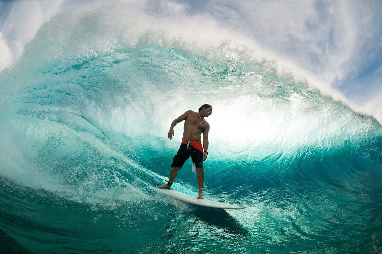 Os 9 maiores ganhadores do surfe mundial