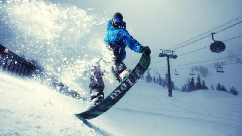 Shaun White – Todo mundo que gosta de snowboard deveria conhecer esse atleta