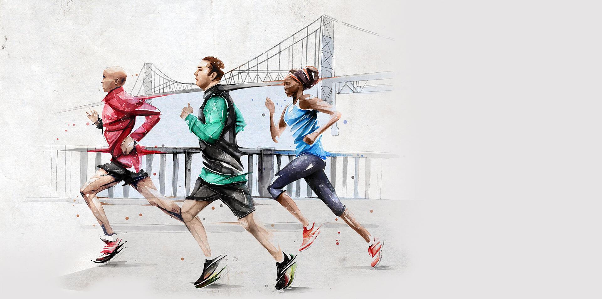 Descubra quais são as melhores maratonas do mundo para iniciantes