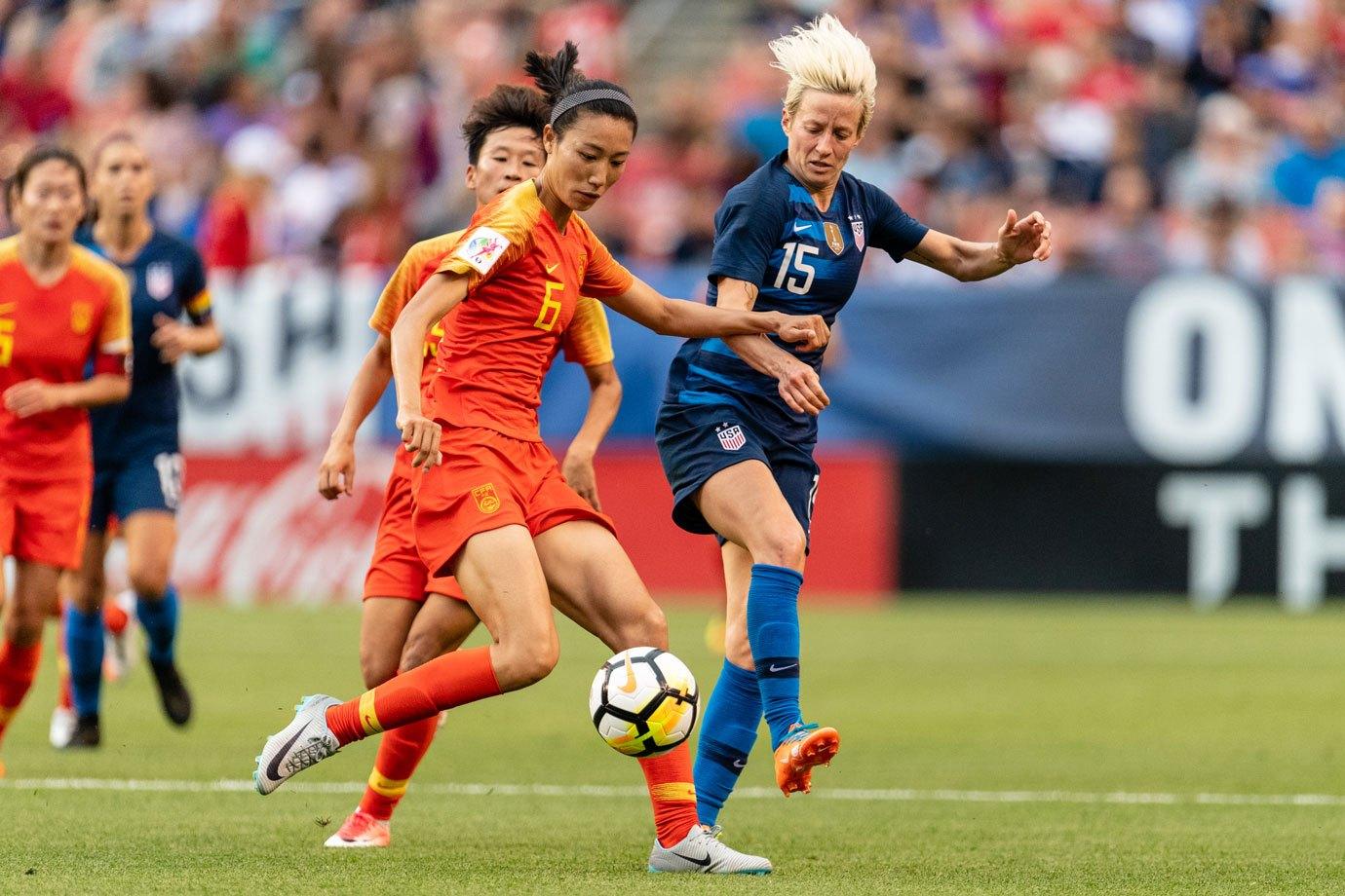 As 10 jogadoras de futebol feminino mais bem pagas do mundo