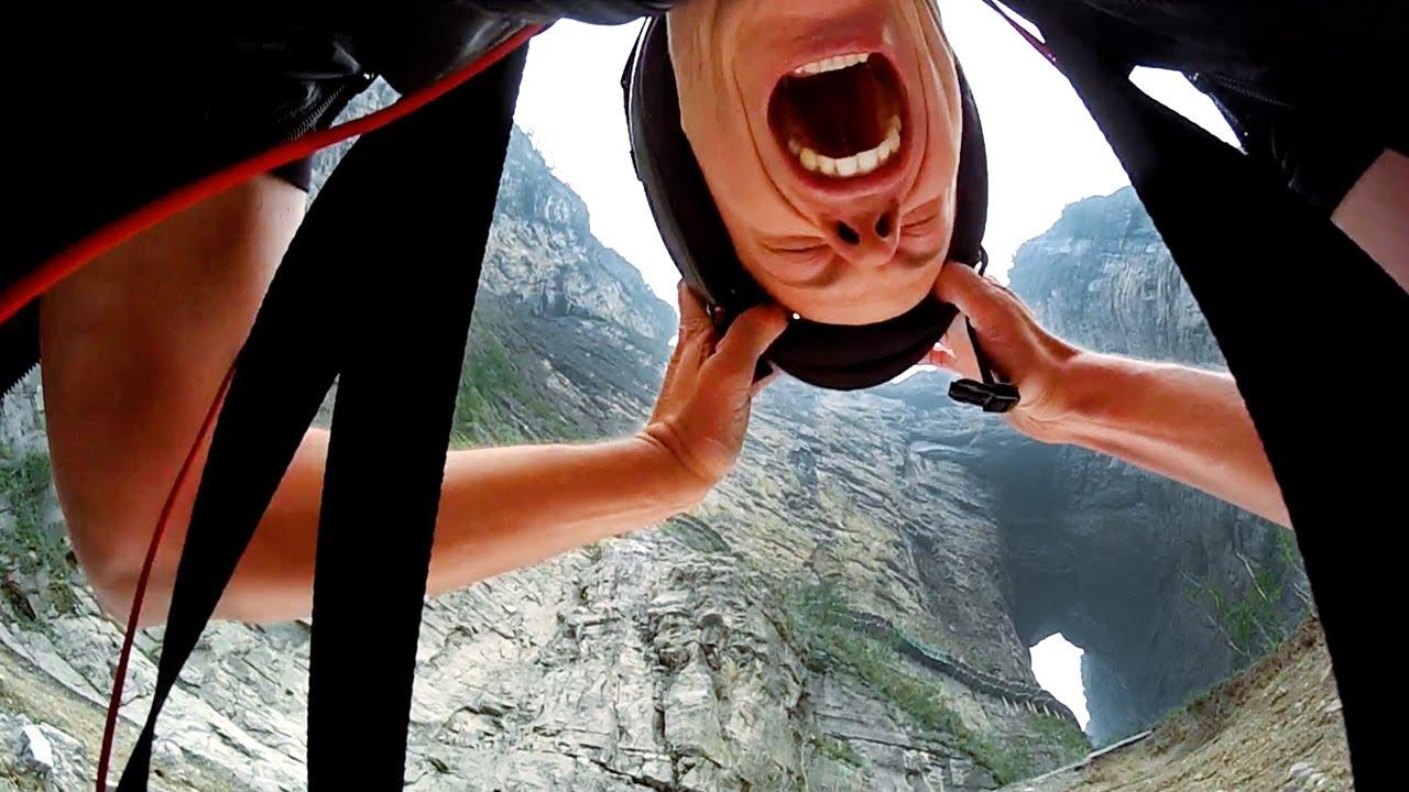 Conheça a origem do Wingsuit e como praticar