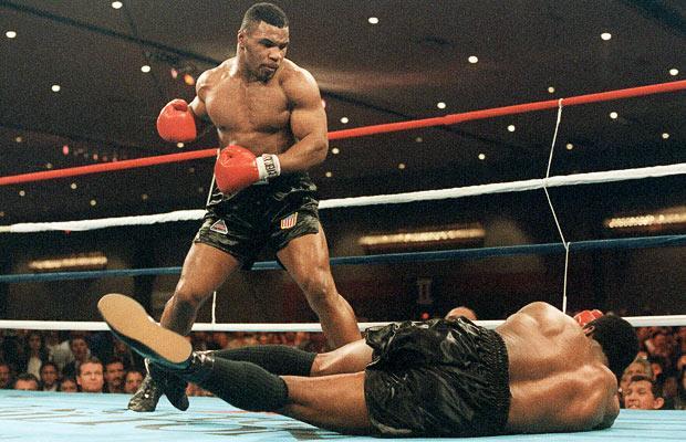 Esses foram os 6 melhores nocautes de Mike Tyson