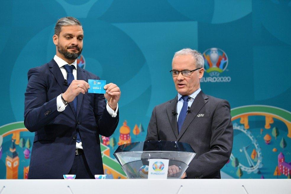 """Leandro Stein do site """"Trivela"""" conta como acompanhar a repescagem da Eurocopa"""