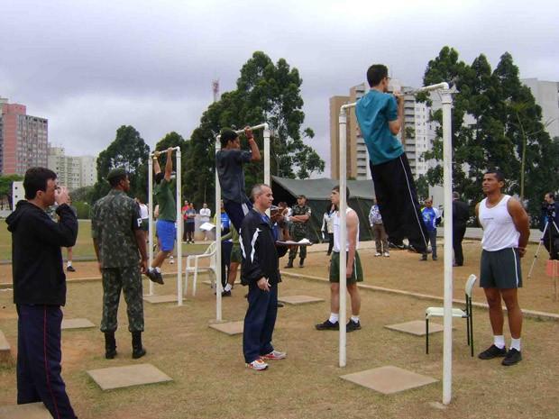 Teste de Aptidão Física - Aprenda como treinar para o TAF em casa
