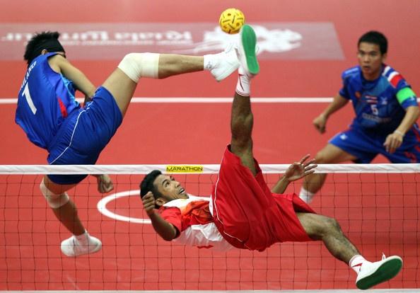 Sepak Takraw é um dos esportes mais diferentes do mundo – Conheça-o