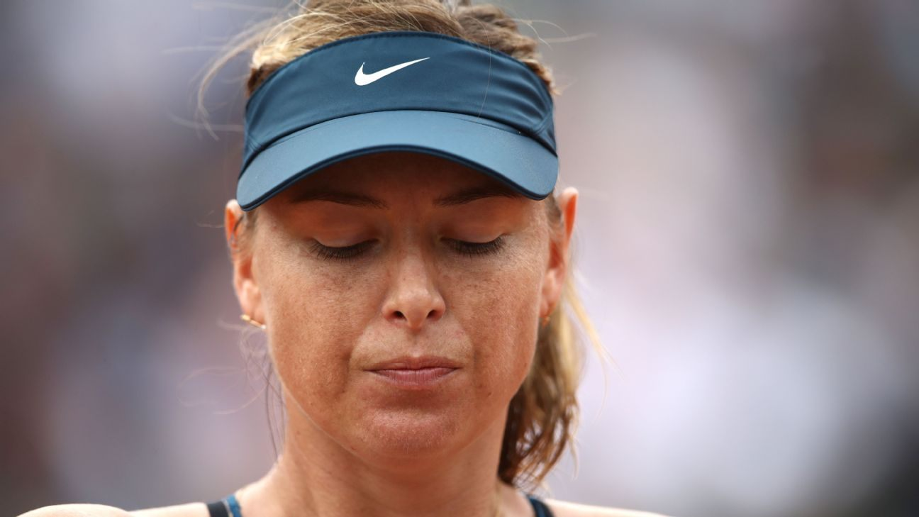 Descubra que fim levou Maria Sharapova – que já foi a tenista número 1 do mundo