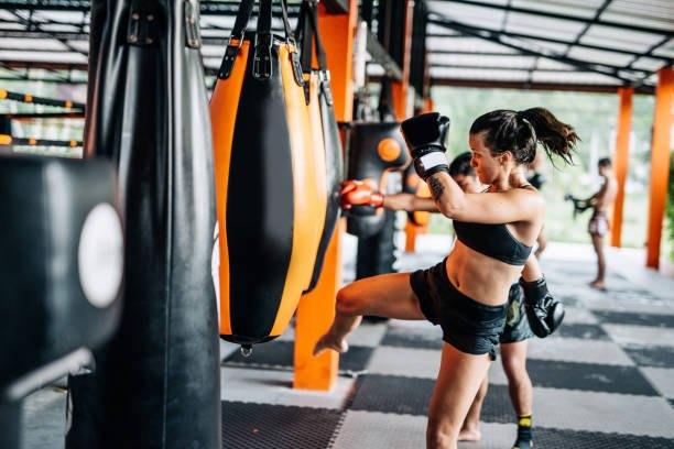 As 8 melhores lutas para quem quer perder peso