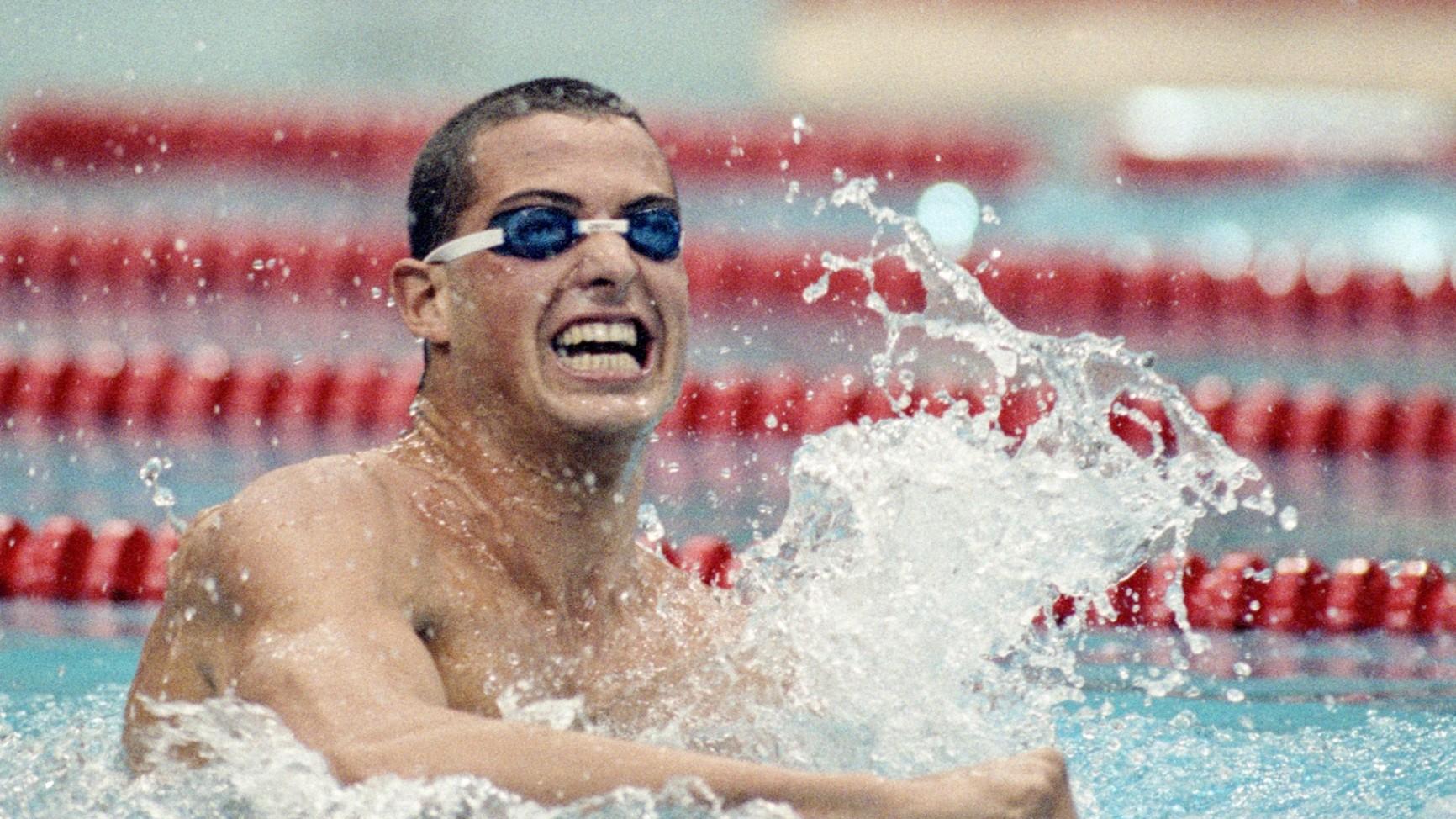Esses foram os 13 nomes mais conhecidos da natação olímpica em toda a história