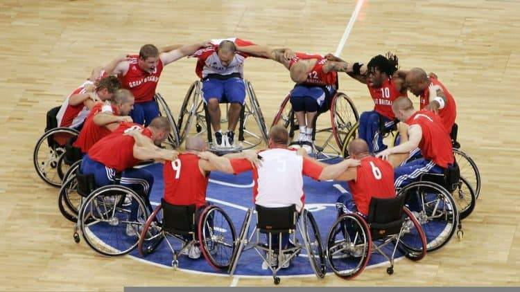 A história do basquete na cadeira de rodas é surpreendente – Veja como aconteceu
