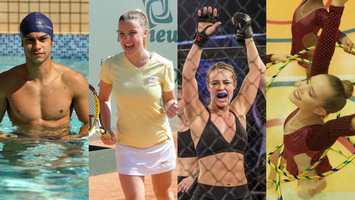 Relembre essas 9 novelas brasileiras que abordam o esporte