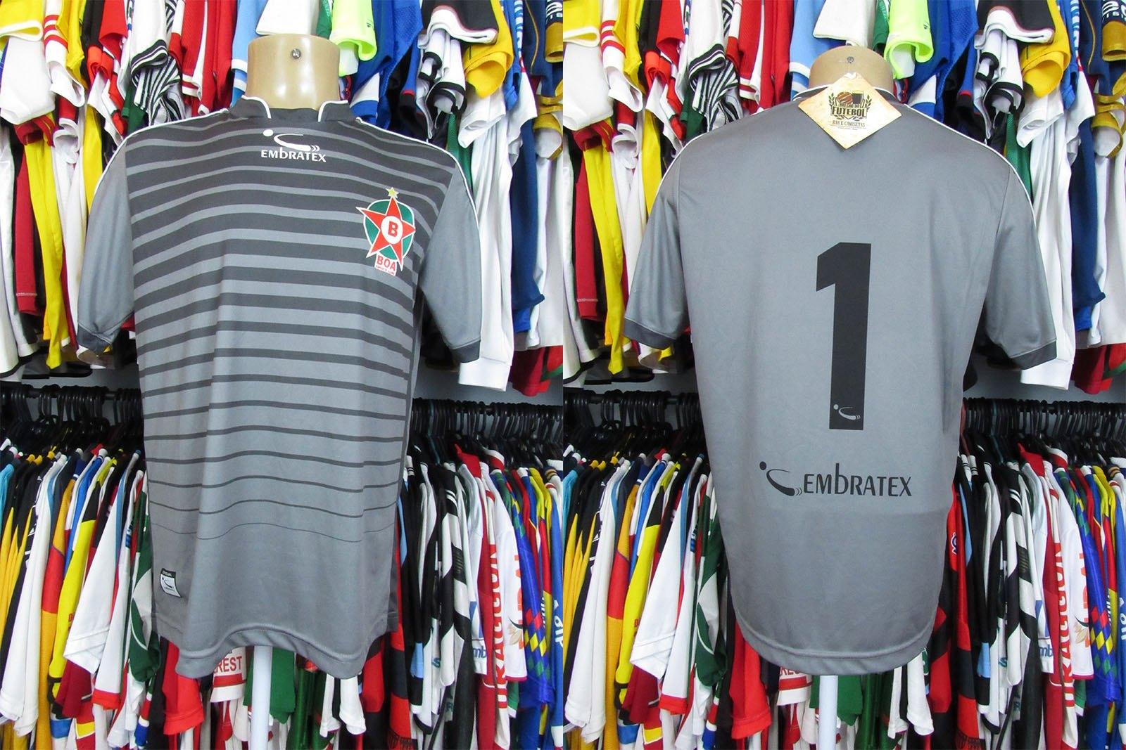 Por que a camisa do goleiro é a número 1 no futebol?