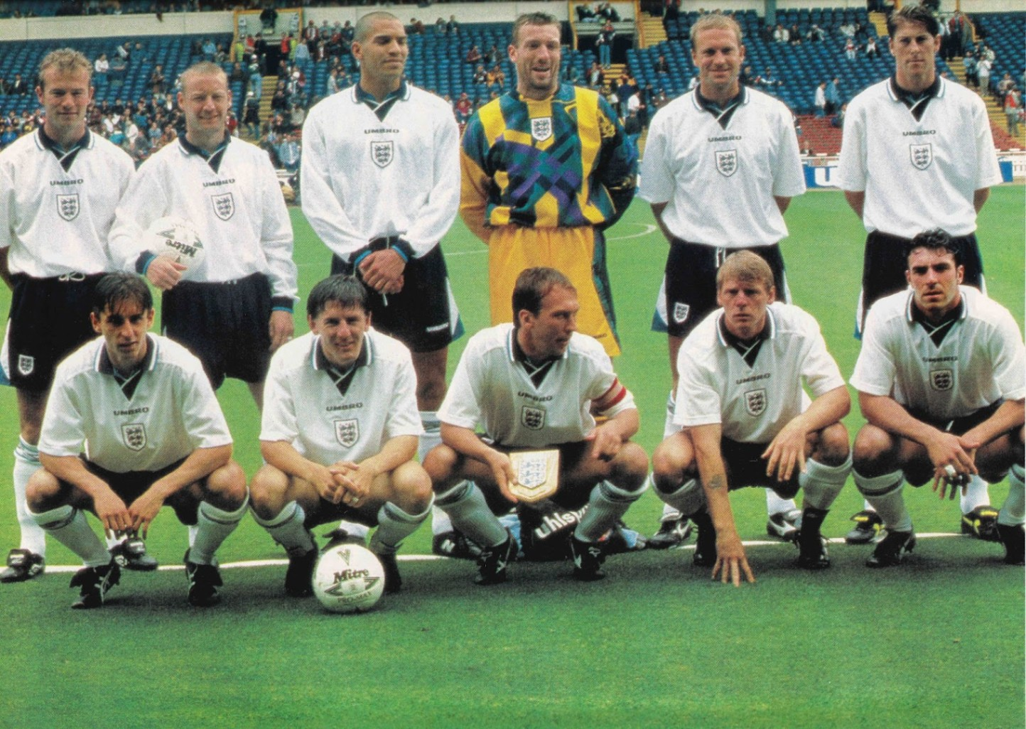 Copa Umbro de 1995 - Relembre essa competição histórica de seleções