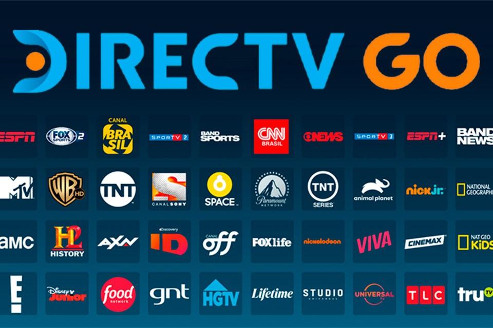 DirecTV GO - Acompanhe o seu time ao vivo