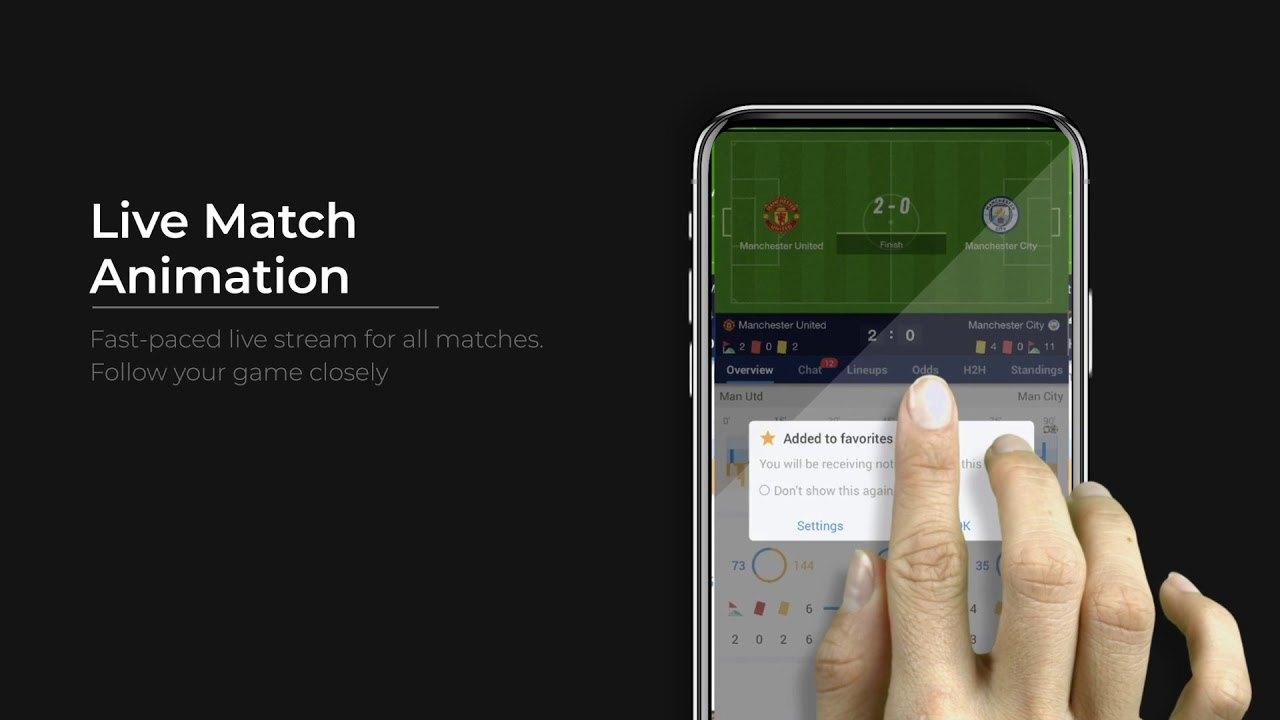 Veja online todos os resultados de jogos de futebol no AiScore