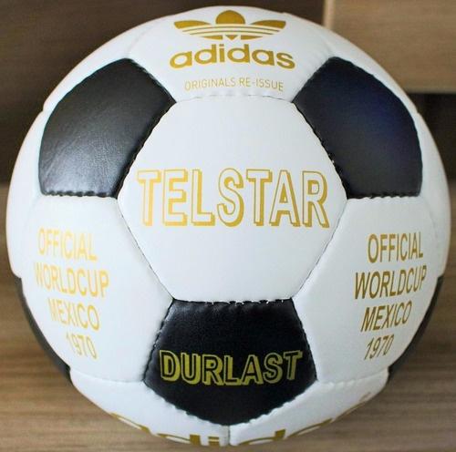 Veja quais foram as bolas de futebol em cada copa do mundo
