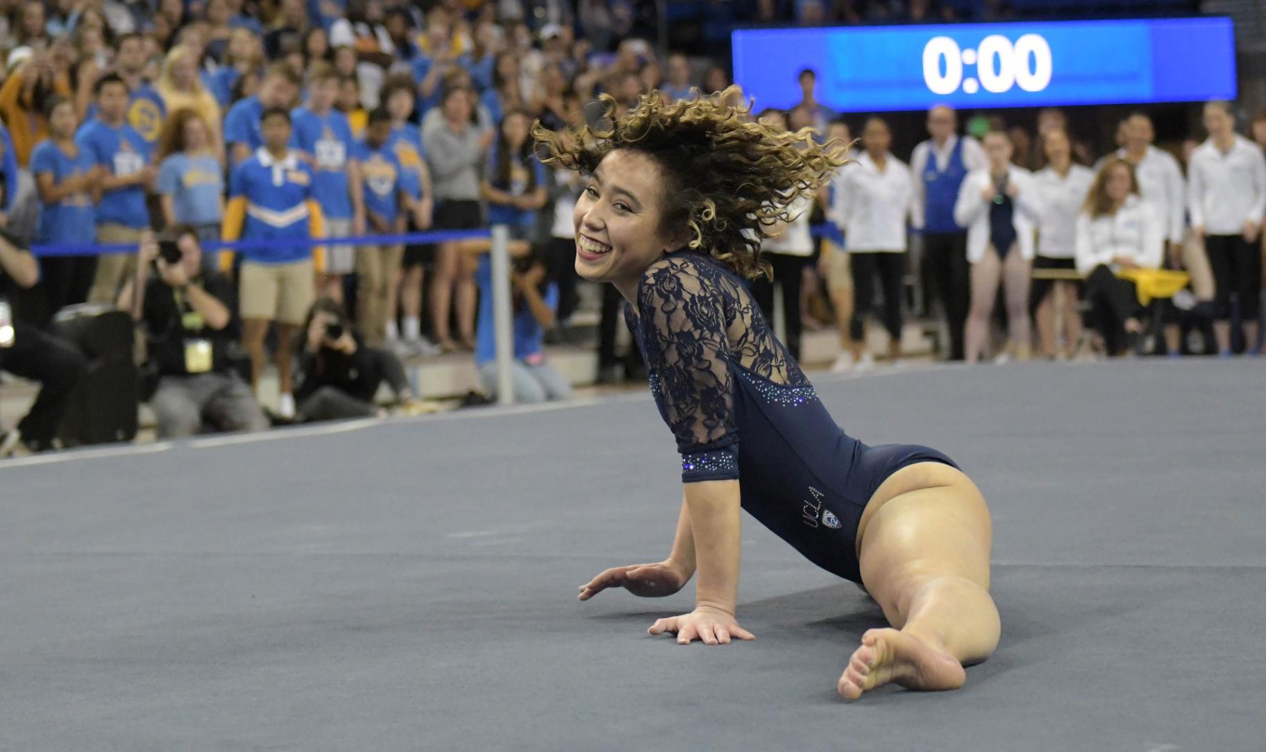 Katelyn Ohashi, da ginástica, tem impressionado o mundo todo – Descubra os motivos