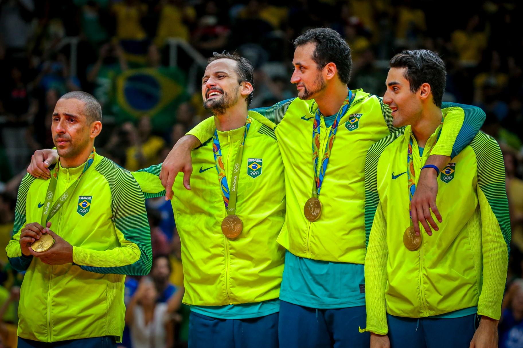Os 7 atletas brasileiros com mais medalhas olímpicas