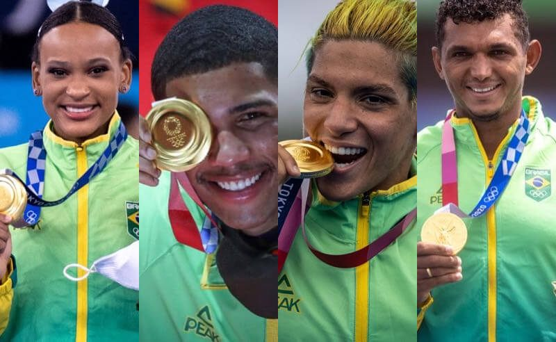 Saiba quantas medalhas o Brasil já conquistou em Olimpíadas