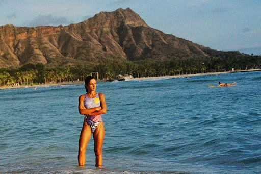 Fernanda Keller completou 25 provas do Ironman havaiano e tem 6 bronzes