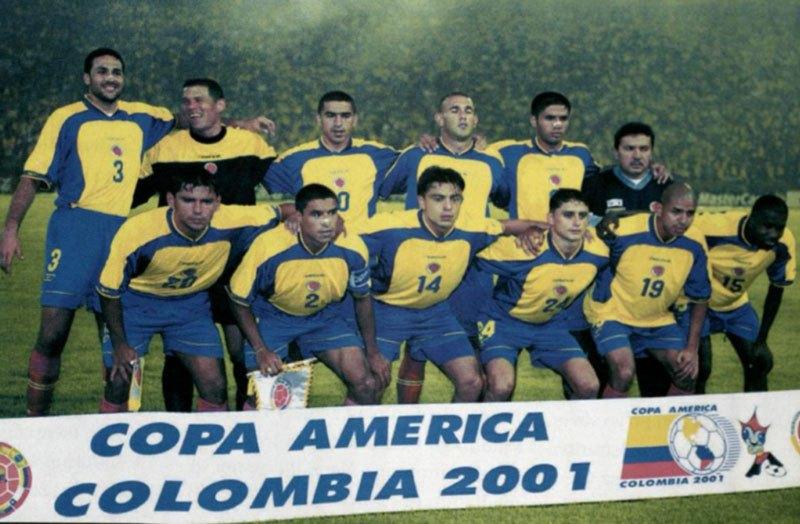 Veja a lista dos maiores campeões da Copa América